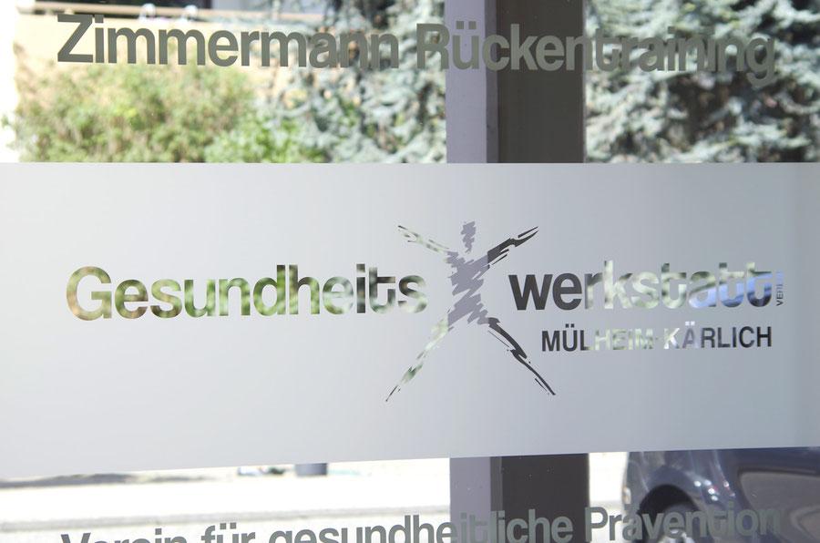 Wir über uns: Die Gesundheitswerkstatt Mülheim-Kärlich