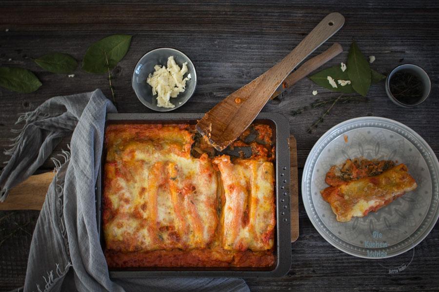 Cannelloni - ein italienischer Klassiker