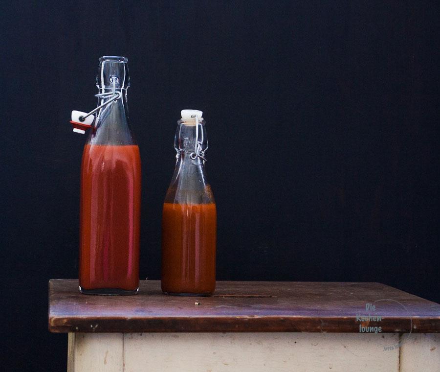 BBQ Sauce mit Kaffee Aroma
