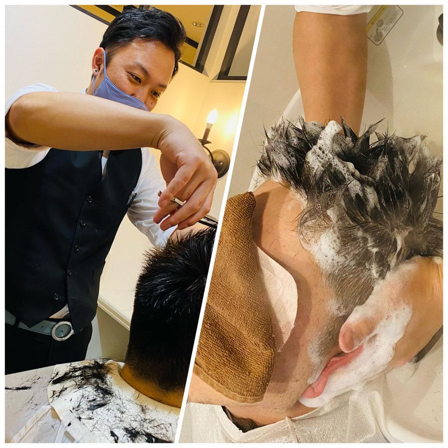 群馬で人気のメンズ専門美容室Men's Salon(メンズサロン)