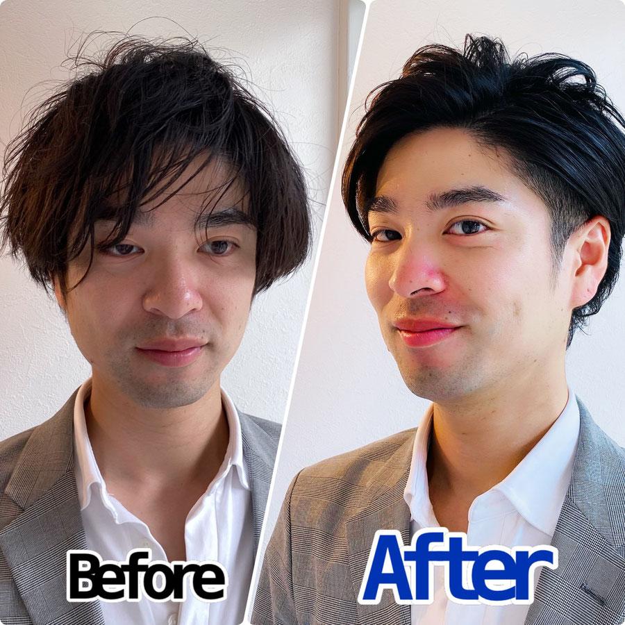Men's Salon画像/群馬県高崎市でメンズカット、ヘッドスパが人気の男性専用美容室