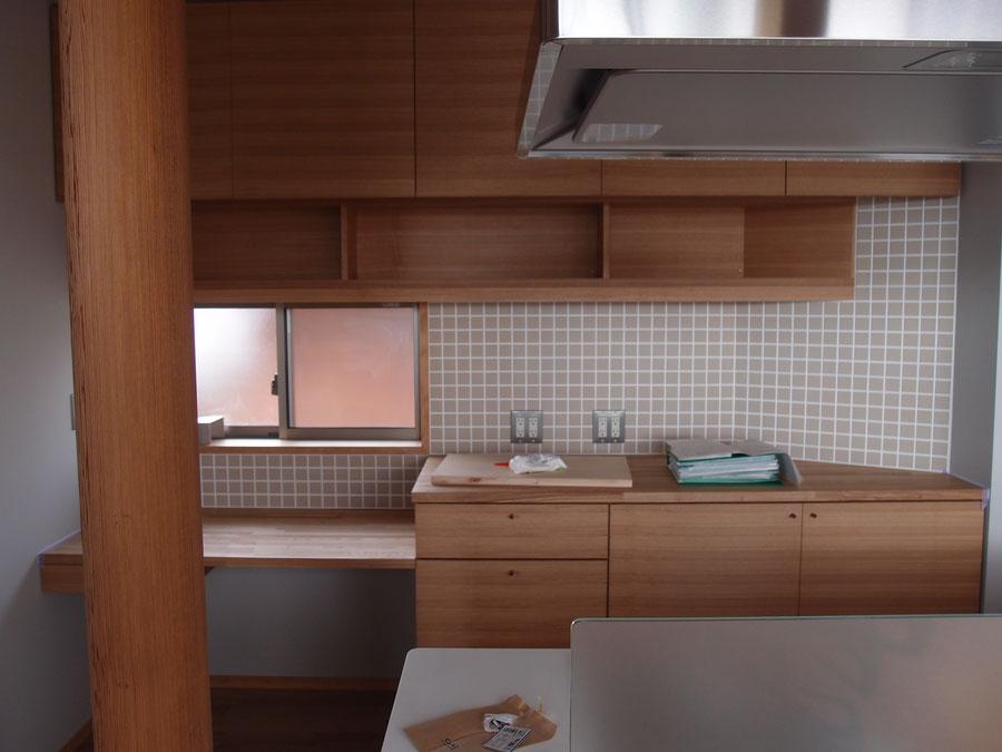 キッチン収納 カップボード 木製家具 木の家具