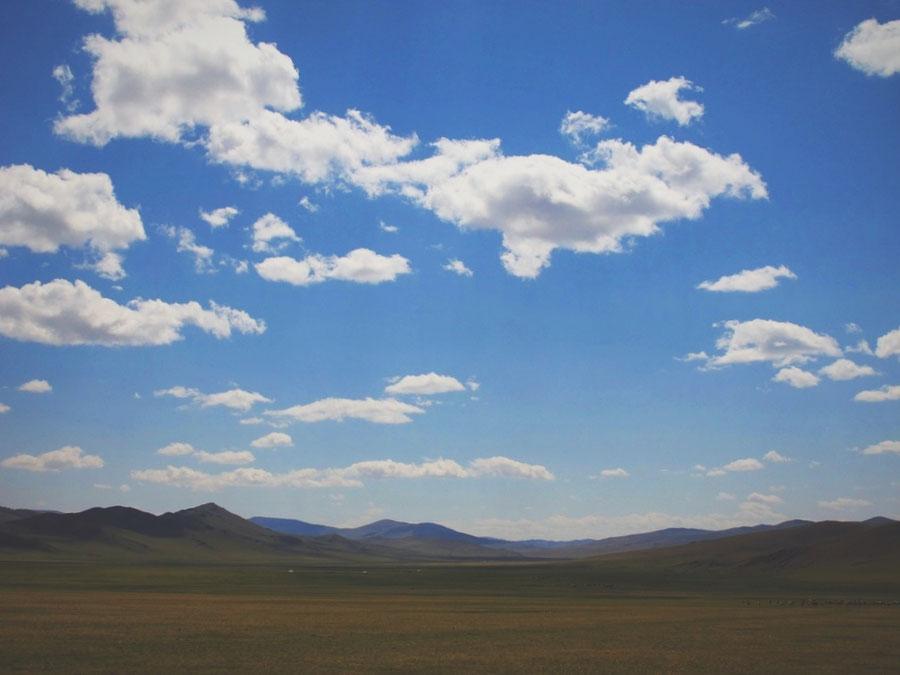 bigousteppes mongolie steppes camion route