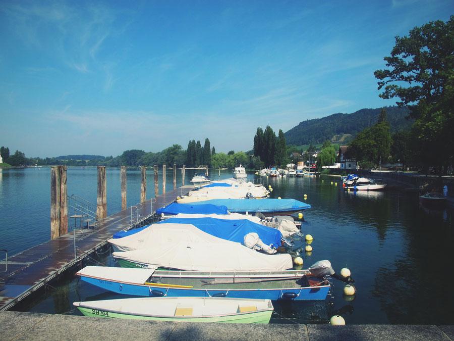 bigousteppes suisse stein rhin bateaux