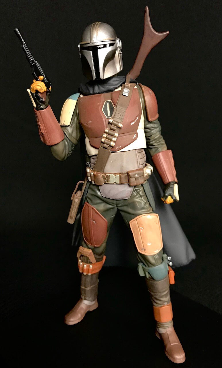 The Mandalorian 1/10 Star Wars: The Mandalorian Tv Series 17cm Statue ARTFX+ Figur Kotobukiya