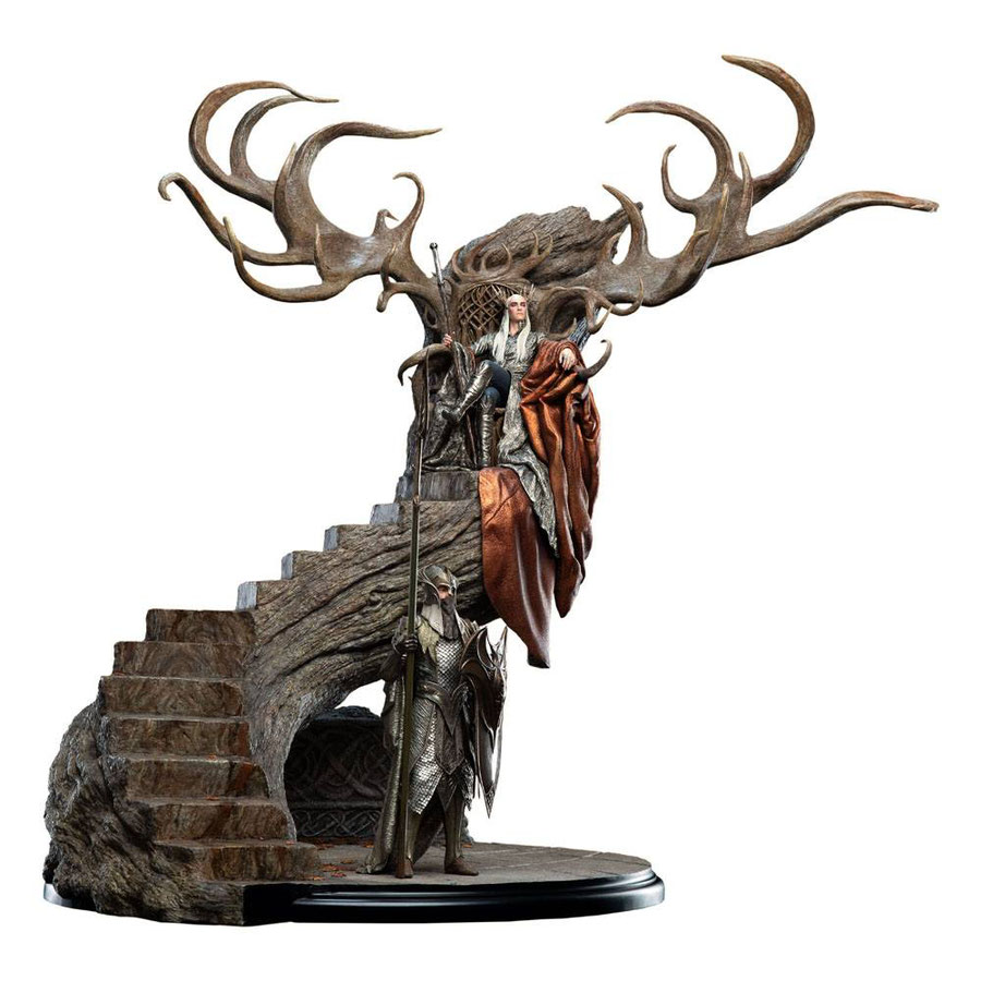 Thranduil, the Woodland King 1/6 Hobbit Masters Collection Statue 100cm Weta