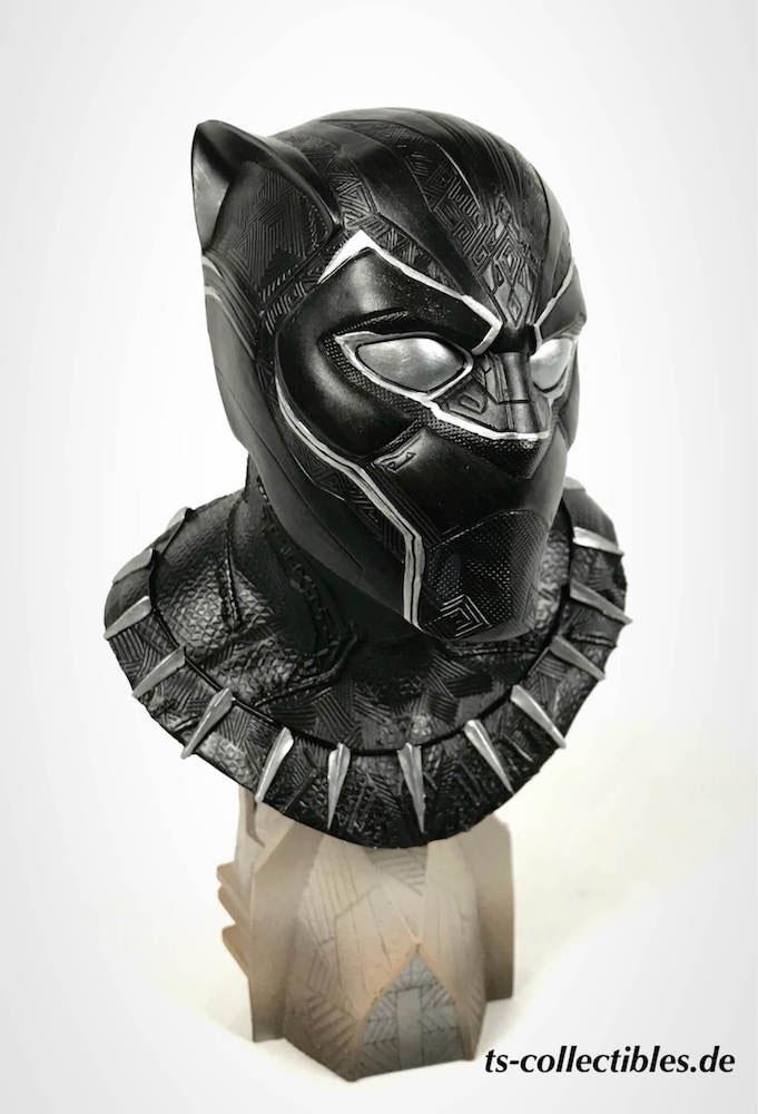 Black Panther Legends 3D 1/2 Legendary Scale Büste 25cm Marvel Diamond Select DIAMMAR192446