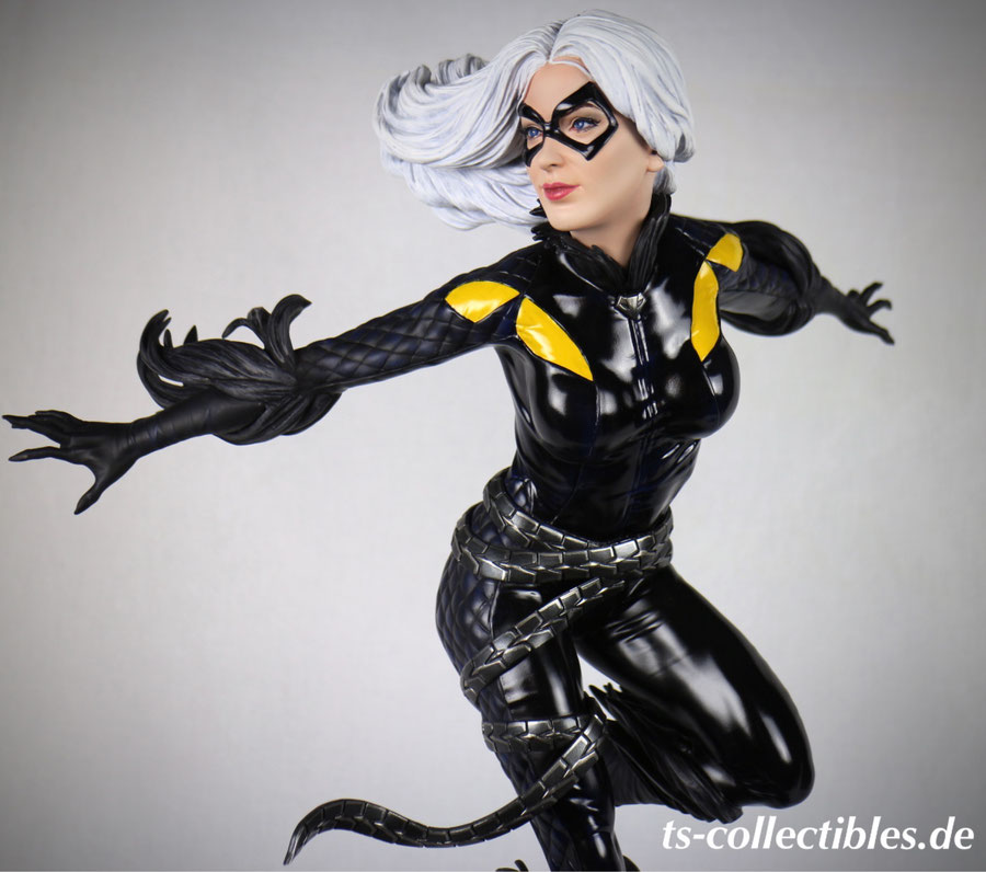 Black Cat 1/4 Premium Format Marvel Comics Spider-Man 56cm Statue Sideshow SS300465