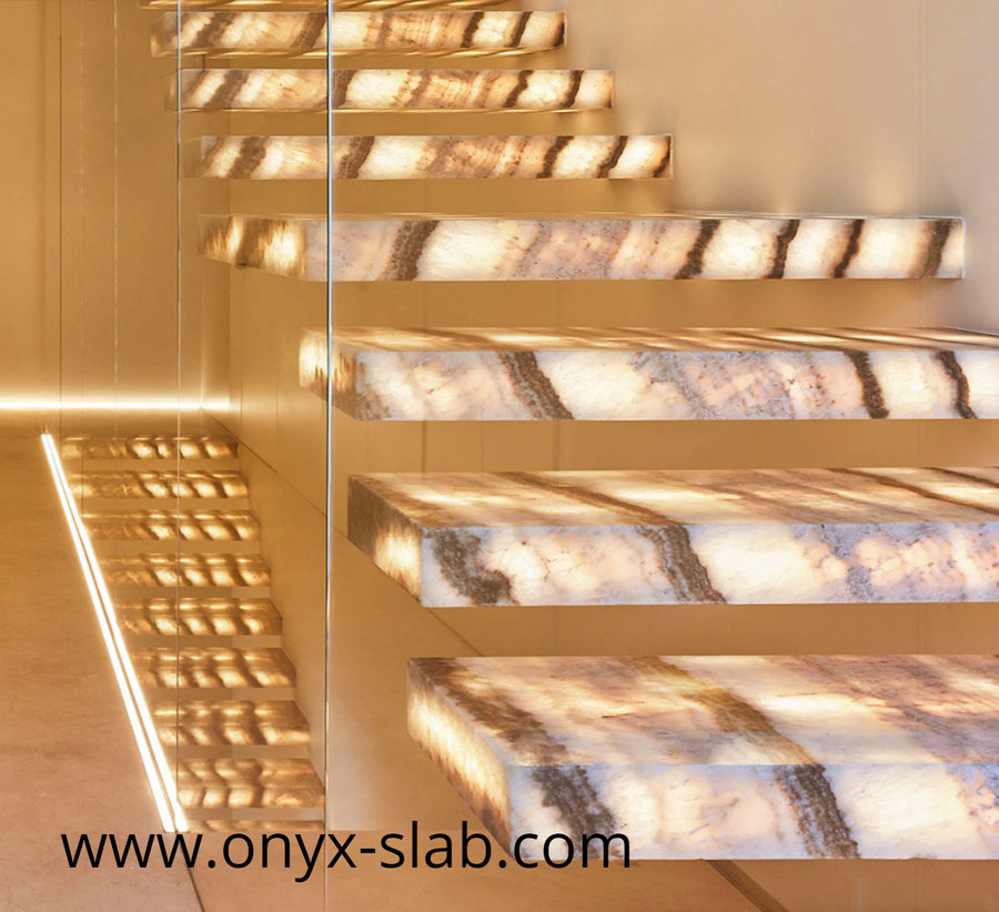 onyx stairs, onyx stone, Backlit Onyx Stairs, onyx coutertops, onyx countertop bar, onyx countertop price, onyx countertop restaurant, onyx countertops with lights, onyx stone, onyx backlit, onyx wall