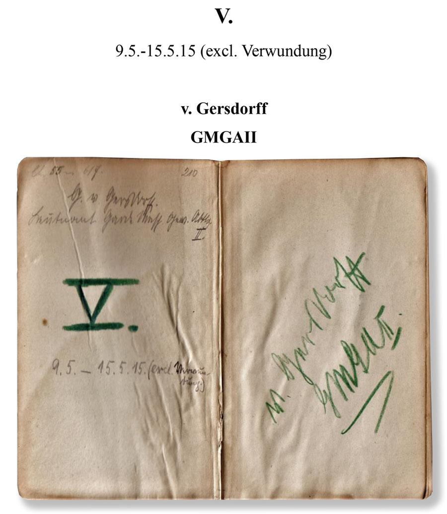 ©Familienverband derer v. Gersdorff e.V.