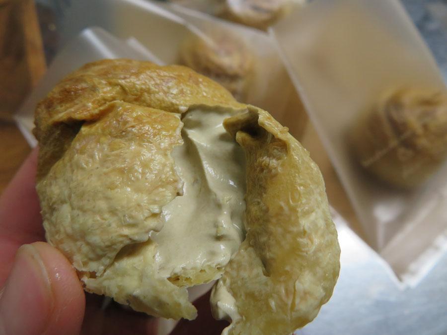 米粉シュークリーム