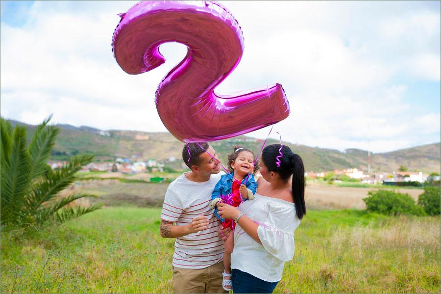 fotógrafo de niños y familias en Tenerife