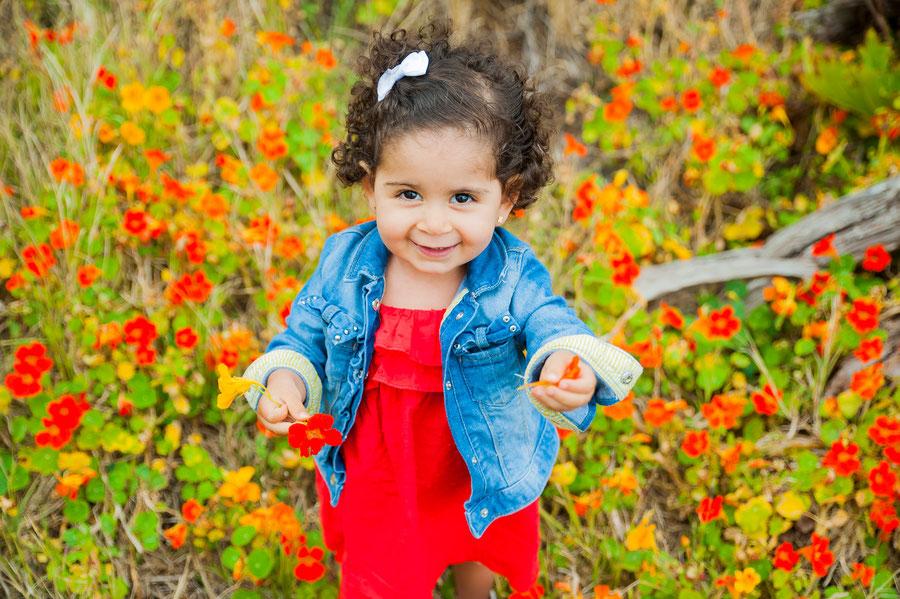 fotógrafo de niños y fotografías de niños en Tenerife