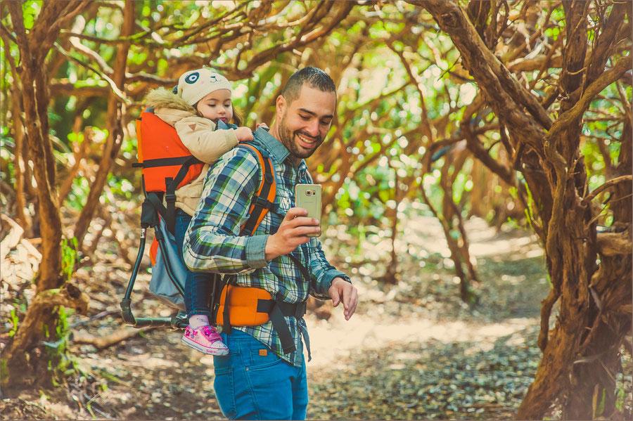fotografo de familias en Tenerife