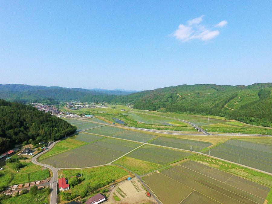〜登米市東和町米川の風景〜