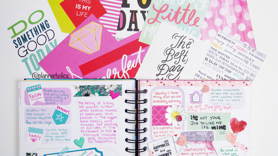 decorating your art journal