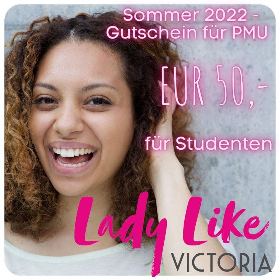 Kostenlose Beratungen für Permanent Make-up ganz NRW