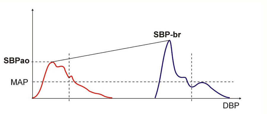 Central Systolic Blood Pressure (SBPao)