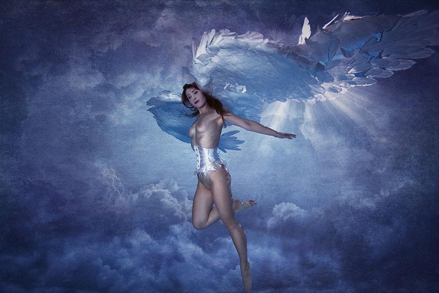 Kunstfotografie Unterwasser