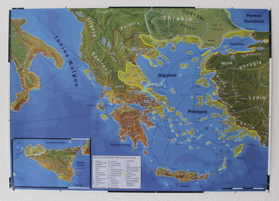 Classical Greece, Delian league, Peloponnesian War