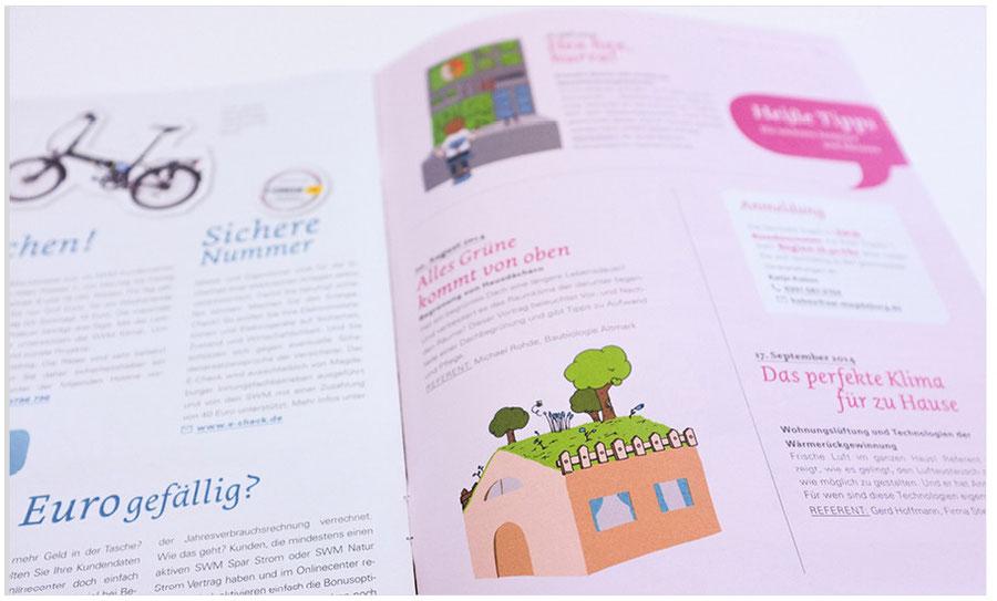 Städtische Werke Magdeburg Kundenmagazin