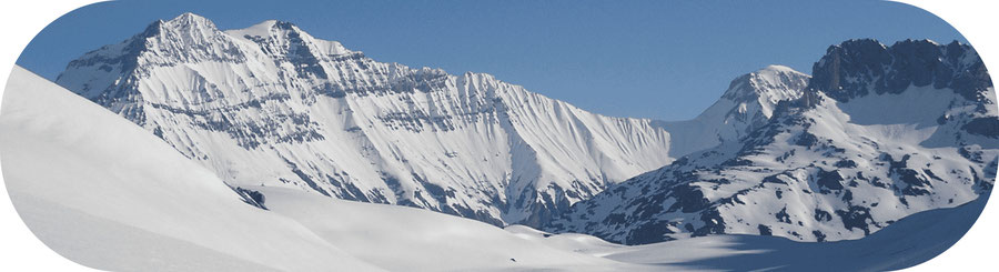 Termignon - montagne en Vanoise - la Grande Casse