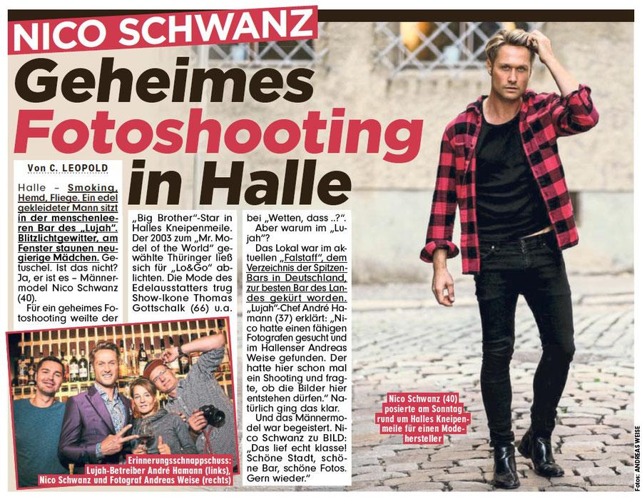 Bild Sachsen-Anhalt Halle (Saale) Ausgabe 25.10.2018