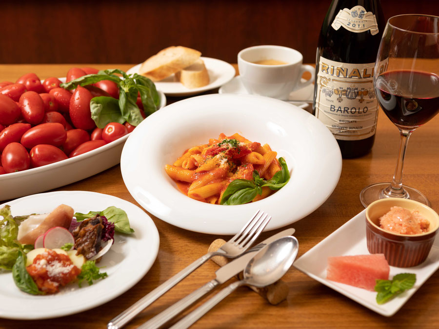 イタリアンレストラン アシュット|大分市若草公園近く|ワイン会も開催しています