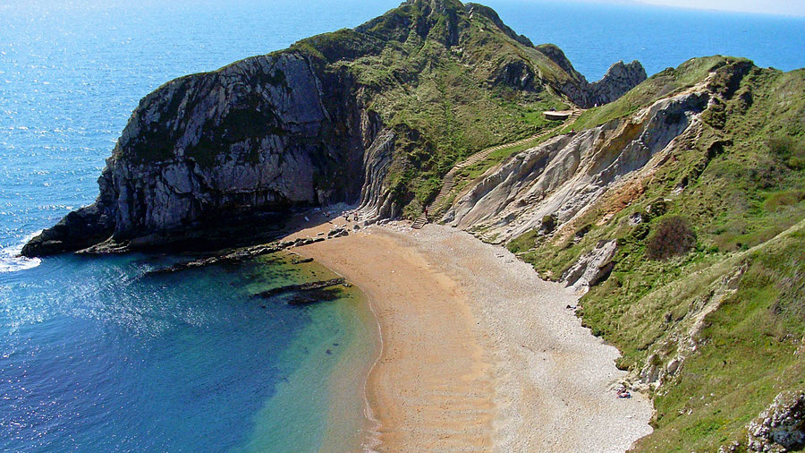 Dorsetküste, Südengland