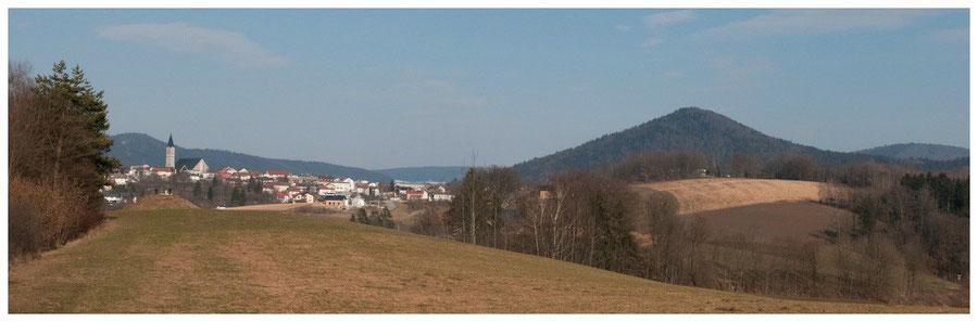 Hauzenberg bei Passau (© Praxisdesign Dr. Ralf Peiler).
