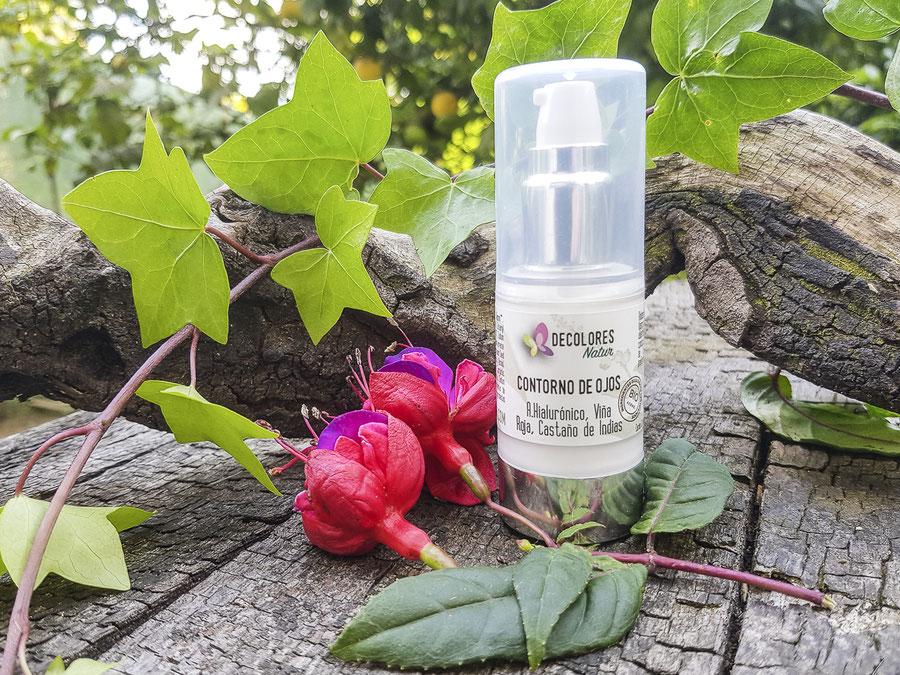 sérum ácido hialurónico-cosmética natural ecológica-decoloresnatur