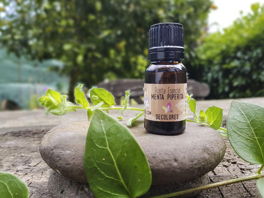 aceite esencial de romero-cosmética natural ecológica certificada-decoloresnatur