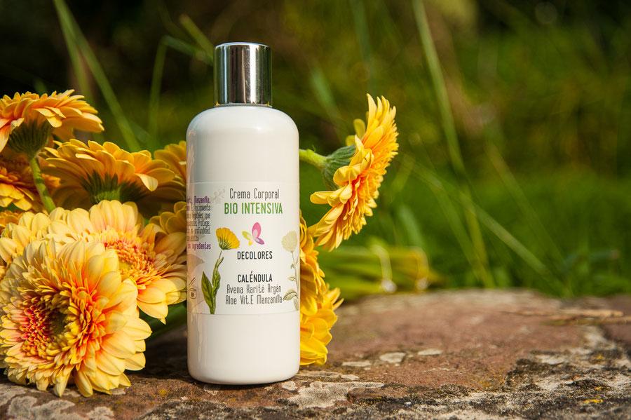 crema corporal bio intensiva-cosmética natural ecológica-decoloresnatur