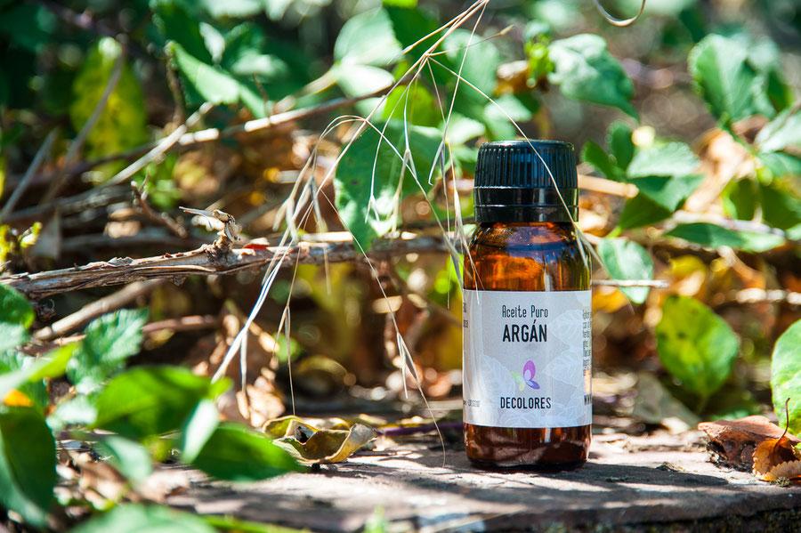 Aceite de argán online-decoloresnatur-tienda online cosmética natural-productos ecológicos certificados