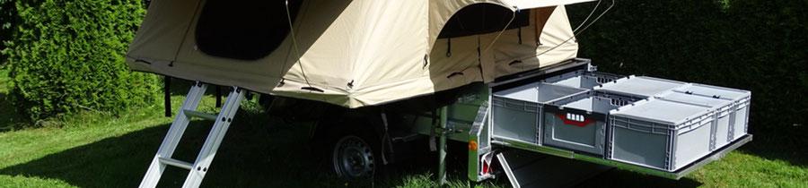 freebird zeltanhänger faltcaravan campinganhänger autodachzelt