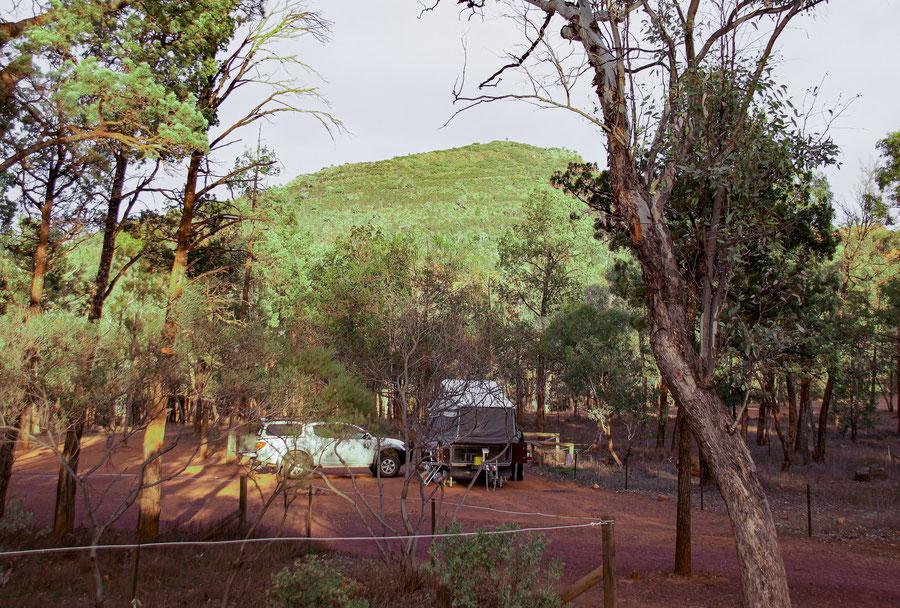 Wilpena Pound, Flinders Ranges, Australien, Reiseblog
