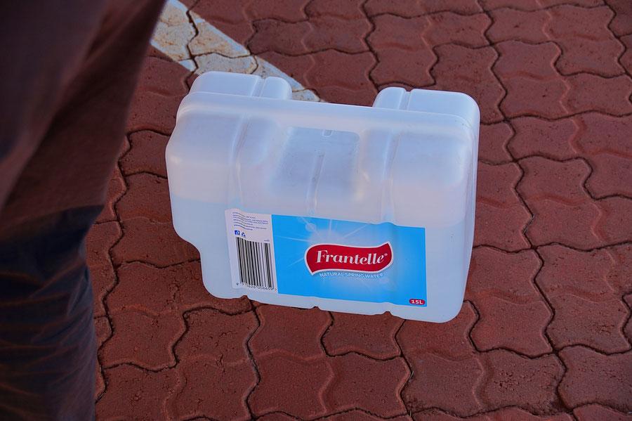 Camper Trinkwasser