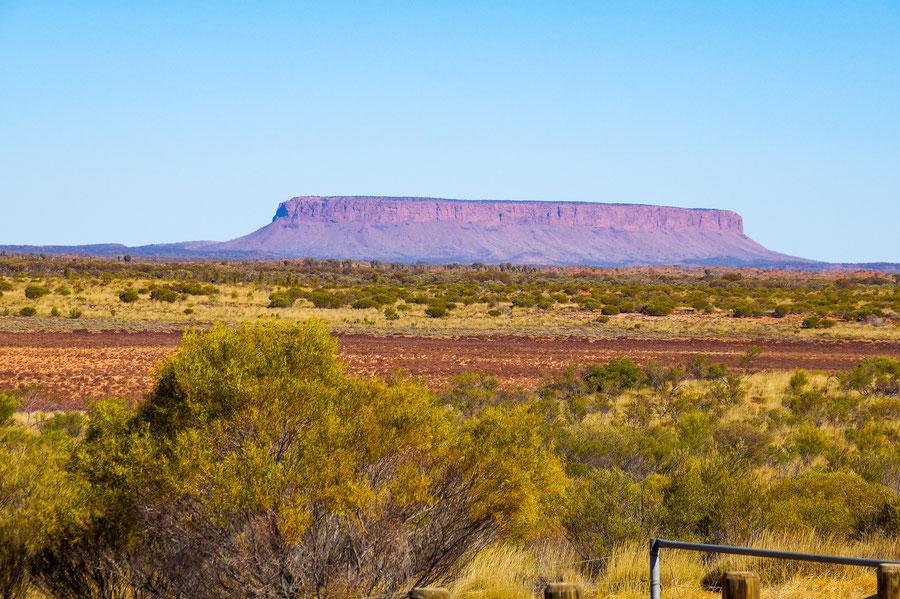 Outback, rotes Zentrum, Australien