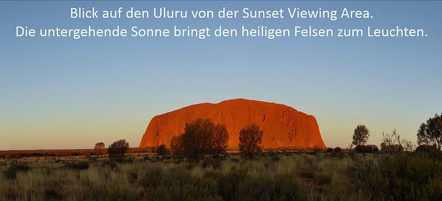 Uluru (Ayers Rock), Australien
