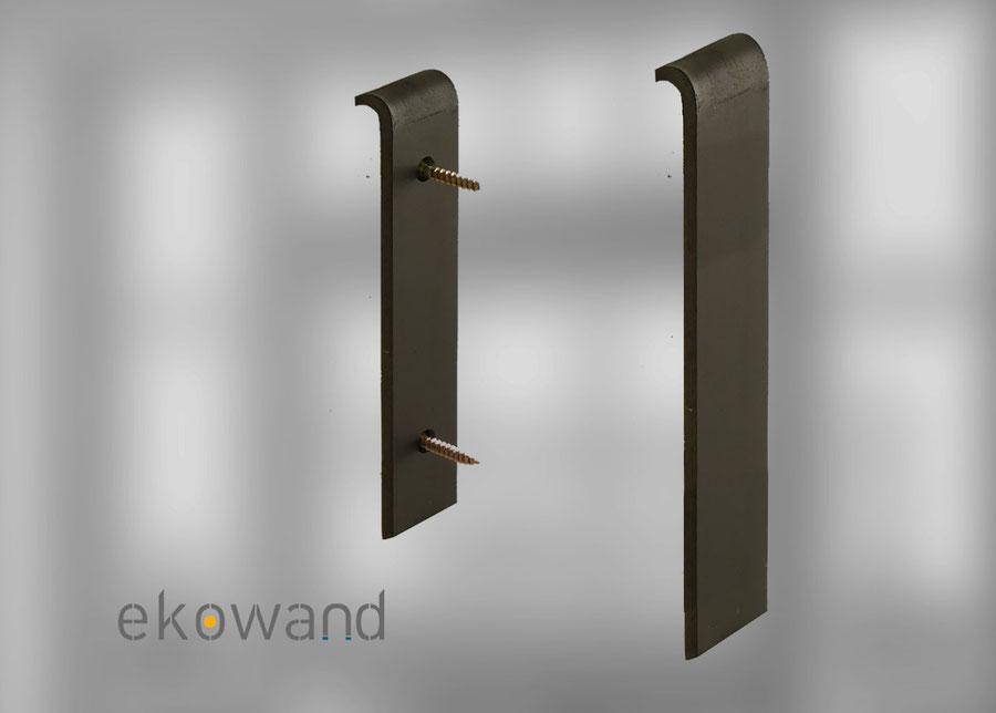 Strips zur magnetischen Montage von Holzverkleidung