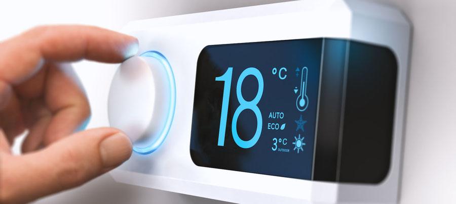 Konvektionsheizungen können bis über 20% Heizenergie einsparen,