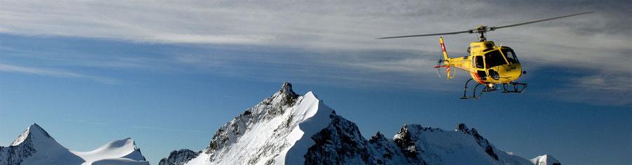 Helikopter St. Moritz