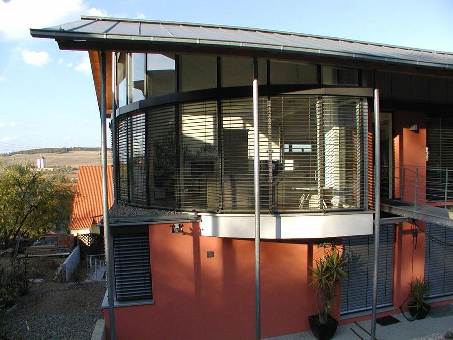 Wohnhaus Rossbrunn