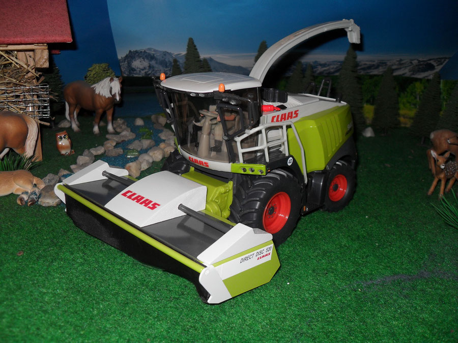 Claas Direct Disc 520 von Agrarmodelle Lindner