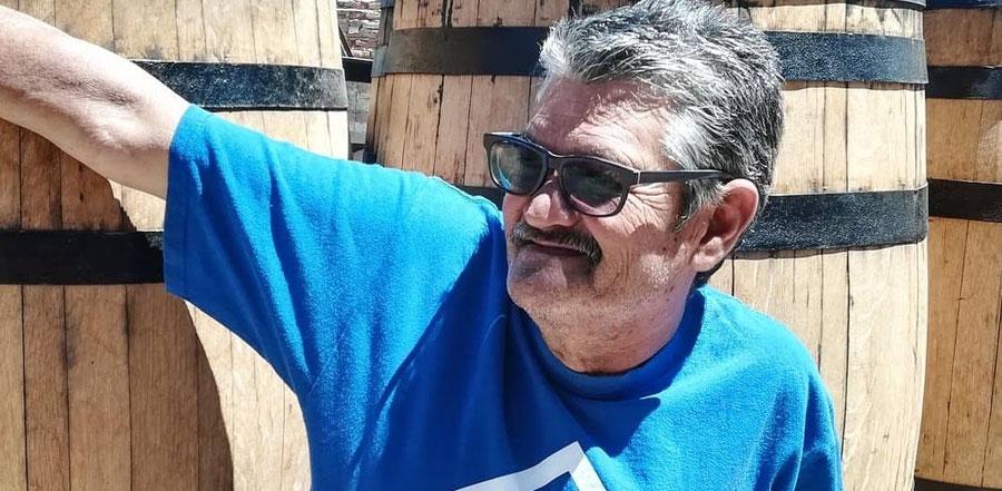 Imagen actual de Don Miguel López Bañuelos