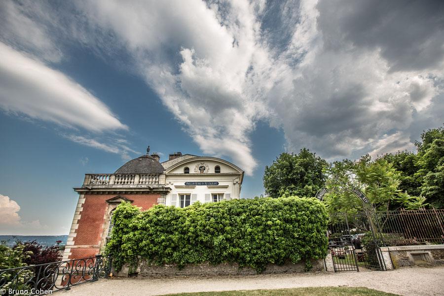 Pavillon Henri IV - Saint-Germain en Laye