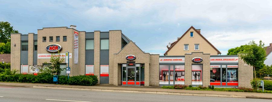 ACR-Bielefeld Außenansicht Gebäude