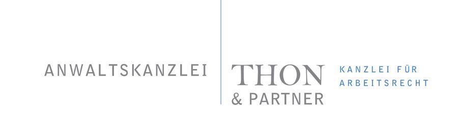 Logo der Kanzlei Thon & Partner Partnerschaftsgesellschaft