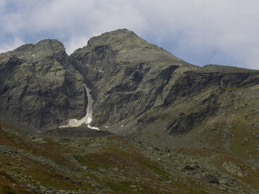 Durreck - Bergtour, Normalweg, Südostgrat, Rein in Taufers - Durreck Südwand