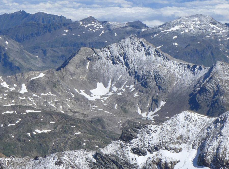 JWD Bergtouren Wildenkogel von Südwesten